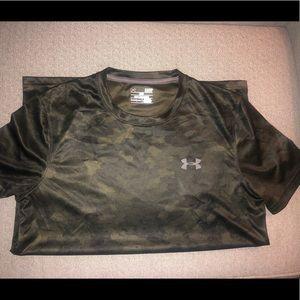 Under Armour Camo T-shirt